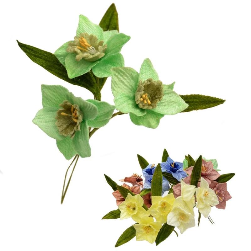 Ramillete cameron, elaborado con flores
