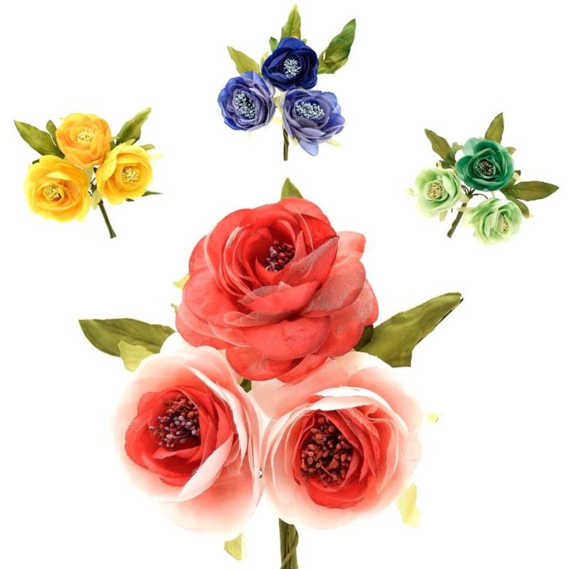 Flor Veronica, ramillete elaborado con pistilos