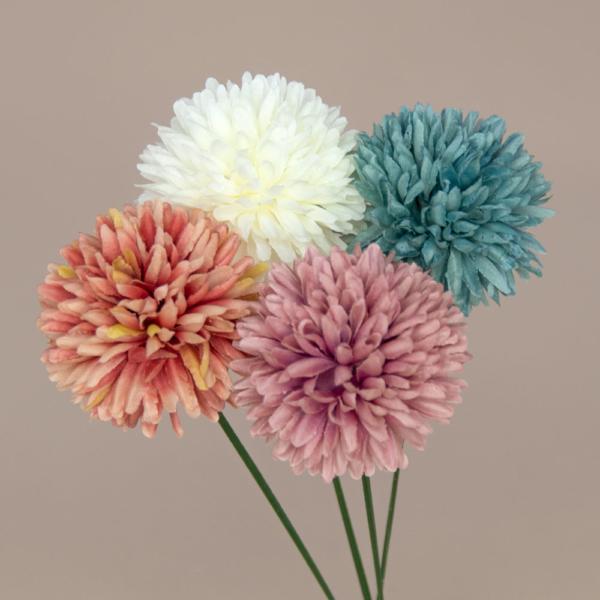 Flor Mini Sachi, elaboradas en tela