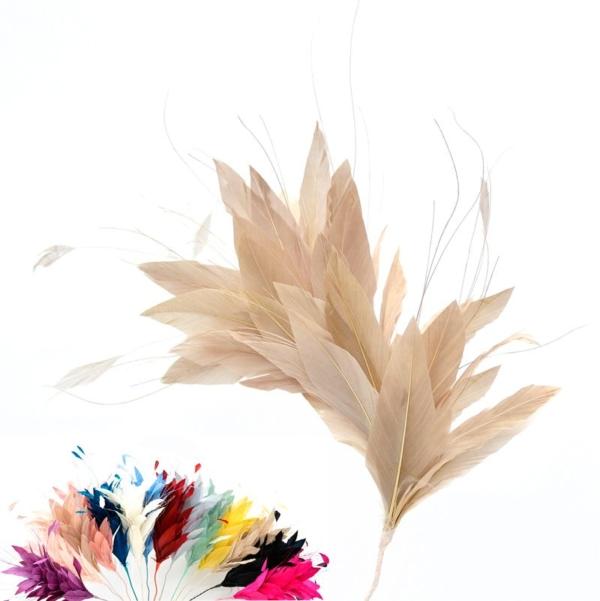 Pomo Aldreda, elaborado con antena de gallo y oca raspada
